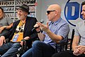 Frank Miller and Brian Michael Bendis at SXSW 2018.jpg