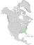 Fraxinus caroliniana range map 0.png