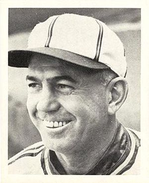Fred Hofmann - Hofmann as a coach for the St. Louis Browns