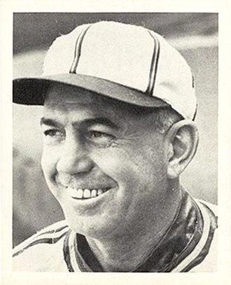 Fred Hofmann - Hofmann as a coach for the St. Louis Browns