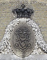 Frederik VIIIs spejlmonogram (Holmen).jpg
