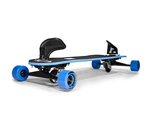 Mid Top Skateboard Raised Heel Shoes