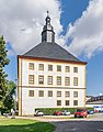 Friedenstein Castle in Gotha 01.jpg