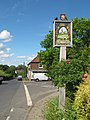 Frittenden Village Sign - geograph.org.uk - 1390863.jpg