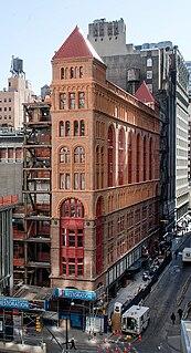Corbin Building Office building in Manhattan, New York