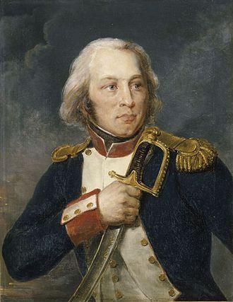 Battle of Amsteg - Claude Lecourbe