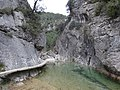 Gúbies del Parrissal al Matarranya, Beseit (desembre 2012) - panoramio.jpg
