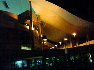 GSP Stadium - GSP exterior
