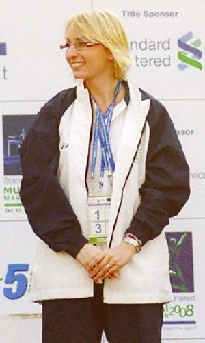 Athletics at the 1995 Summer Universiade - Romania's Gabriela Szabo won two gold medals.