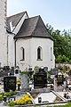 Gallizien mit Pfarrkirche hl Jakobus d Ä Apsis mit Friedhof 09052018 3208.jpg