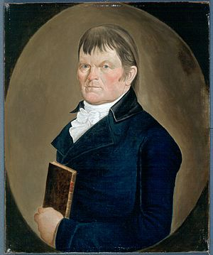 Middlebury College - Gamaliel Painter (1742–1819), founder of Middlebury College