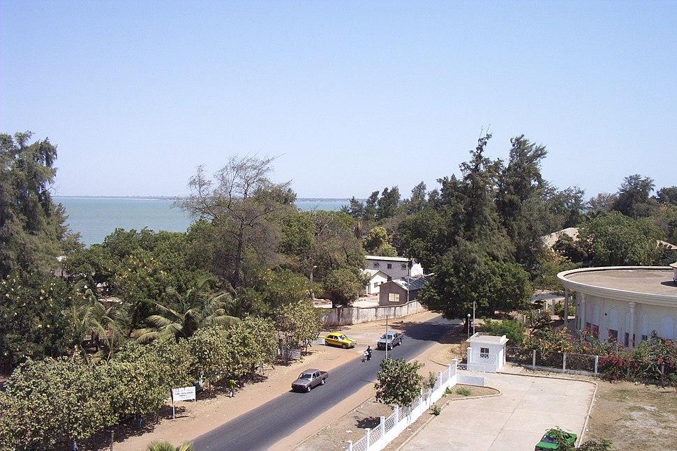 Gambia National Assembly and Marina Parade