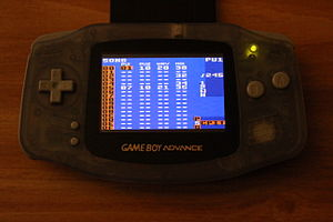 Chiptune - A tracker loaded onto a Game Boy Advance