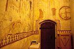 Gamla Uppsala parish church - details of the old painting-3.jpg