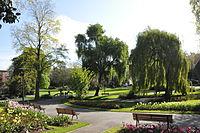 Garden Saint-Roch in Le Havre (France), April 2012.JPG