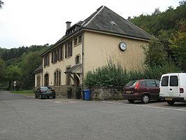 Cruchten railway station