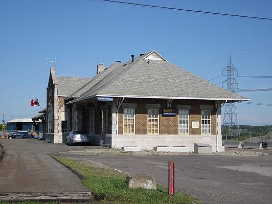 Shawinigan railway station