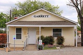 Garrett, Texas Town in Texas, United States