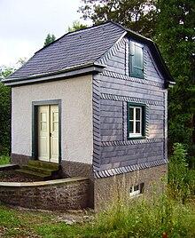 gartenhaus wikipedia. Black Bedroom Furniture Sets. Home Design Ideas