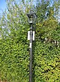 Gas Street Light - Millington Road - geograph.org.uk - 1049356.jpg