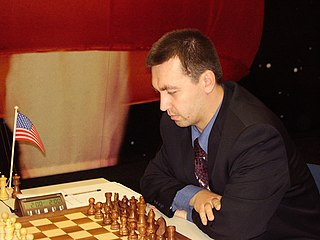 Gata Kamsky American chess grandmaster