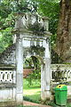 Gate - Temple of Literature, Hanoi - DSC04701.JPG