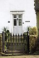 Gate details, house in High Street, Cottenham, Cambridgeshire - geograph.org.uk - 329146.jpg