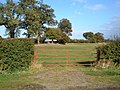 Gated Field Entrance - geograph.org.uk - 1519260.jpg