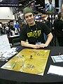 Gen Con Indy 2008 - BattleTech demo.JPG
