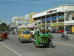 General Santos highway