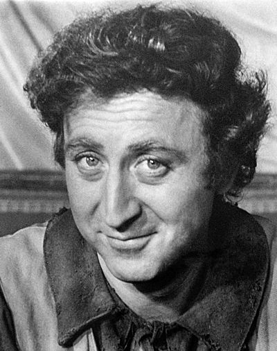 Picture of an author: Gene Wilder