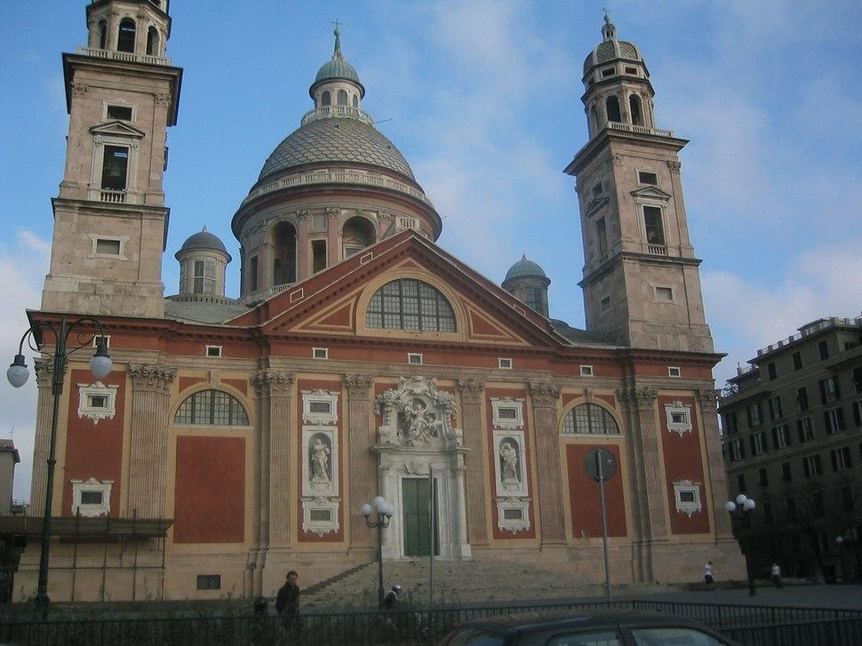Genova Santa Maria Assunta di Carignano