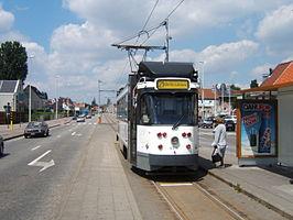 Gent Melle tram eindpunt 21 PCC.jpg