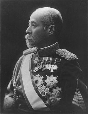 Kodama Gentarō - General Viscount Kodama Gentarō