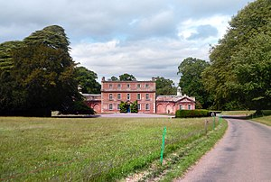 Grade II* listed buildings in Sedgemoor - Image: Geograph 2474469 Barford House