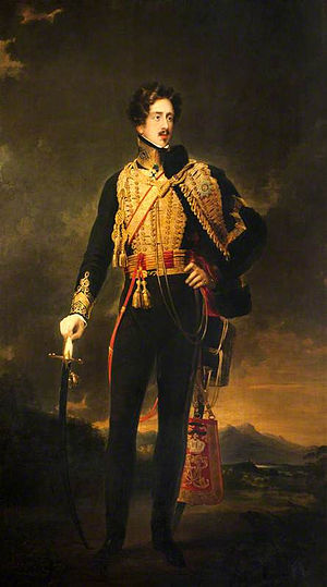 George Chichester, 3rd Marquess of Donegall - Image: George Chichester, 3rd Marquess of Donegall
