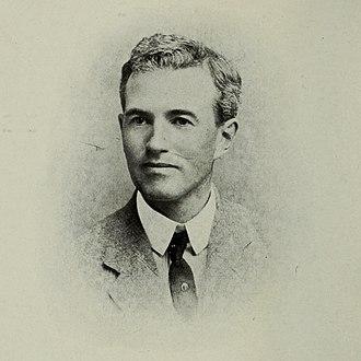 George Harold Baker - Image: George Harold Baker in 1911