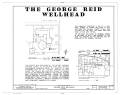 George Reid Wellhead, 209 East Duke of Gloucester Street, Williamsburg, Williamsburg, VA HABS VA,48-WIL,61- (sheet 1 of 3).png