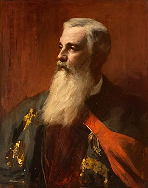 George William Balfour - George William Balfour, portrait by John Dick Bowie
