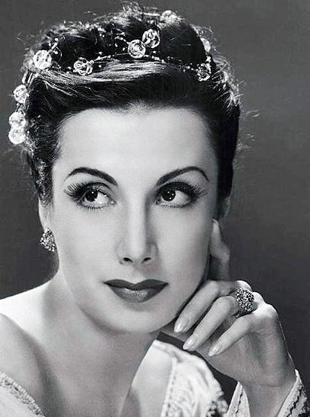 File:Georgian-American Ballerina Tamara Toumanova (Tumanishvili) - 1940s.jpg