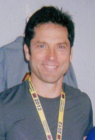 Gerard Christopher - Gerard Christopher in 2012