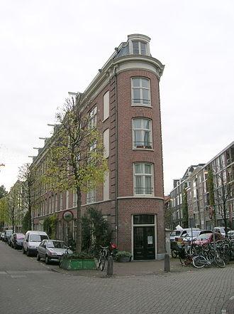 Amsterdam-Zuid - Gerard Doustraat, Oude Pijp.