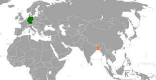 Bangladesh–Germany relations Describes the diplomatic relations between the Federal Republic of Germany and the Peoples Republic of Bangladesh