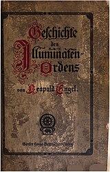 Geschichte des Illuminaten-ordens: Ein Beitrag zur Geschichte Bayerns