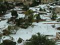 Gey ben Hinnom in Snow 01.jpg