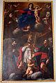 Giacinto geminiani, madonna del carmine e santi, da altare del carmine nel duomo di grosseto, 1648, 01.JPG