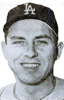 Gil Hodges United States Marine; American baseball player
