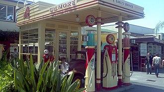Gilmore Oil Company - Image: Gilmore Oil company 2