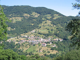Gerosa Comune in Lombardy, Italy
