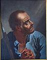 Giovanni Battista (o Giambattista) Piazzetta (Venezia, 13 febbraio 1683 – Venezia, 29 aprile 1754), San Tommaso, olio su tela, cm 44 x 59, collezione privata.jpg